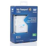 Фото Внешний жесткий диск Western Digital WDBNFV0020BWT-EEUE USB 3.0 2Tb My Passport Ultra (5400 об/мин) 2.5 белый
