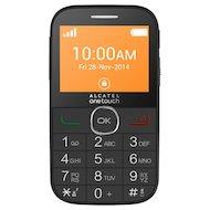 Фото Мобильный телефон Alcatel 2004G black