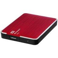 """Фото Внешний жесткий диск Western Digital USB 3.0 2Tb WDBNFV0020BBY-EEUE My Passport Ultra (5400 об/мин) 2.5"""" красный"""