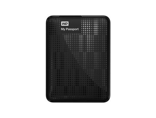 """Внешний жесткий диск Western Digital USB 3.0 2Tb WDBNFV0020BBK-EEUE My Passport Ultra (5400 об/мин) 2.5"""" черный"""