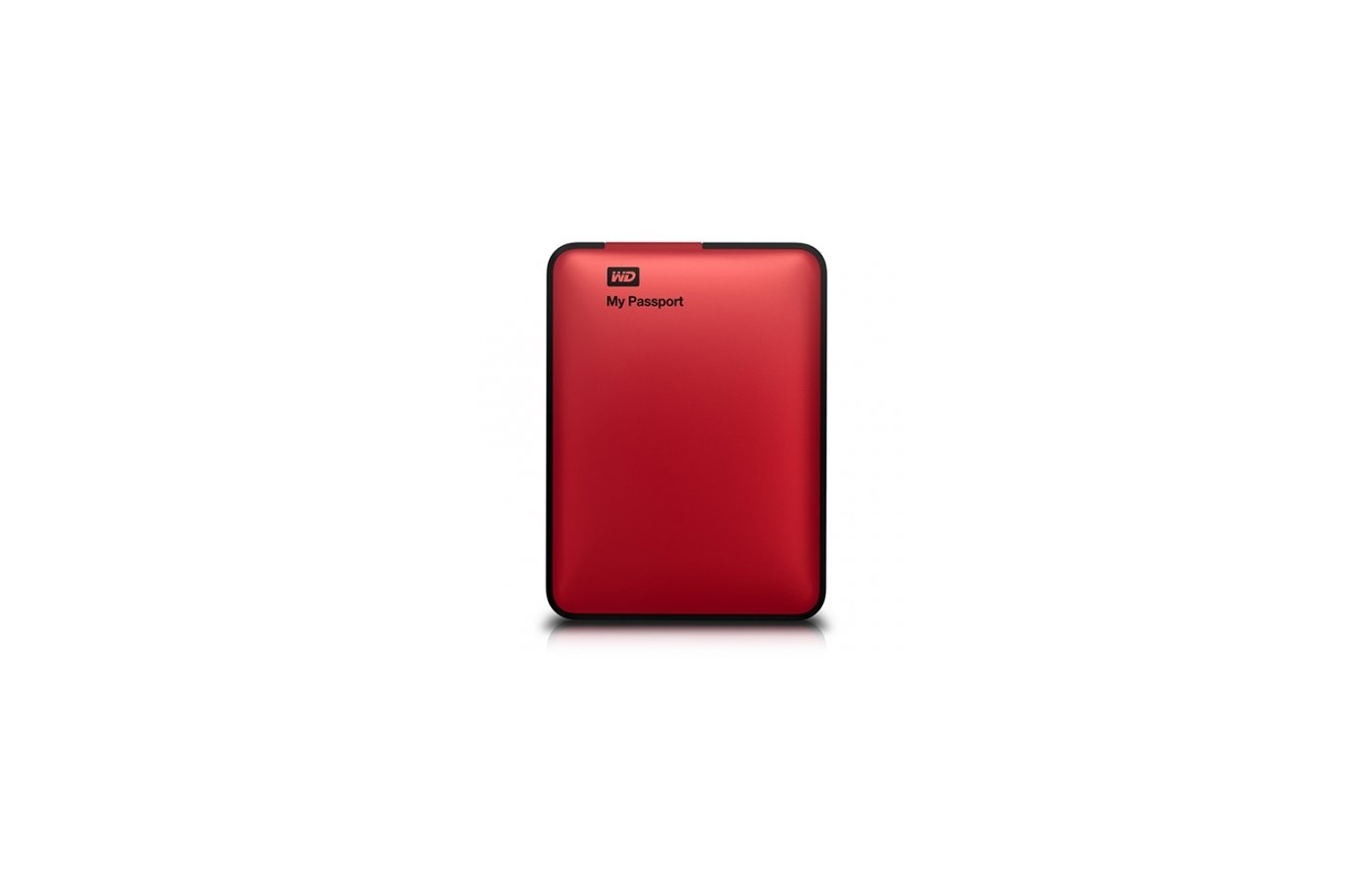 Внешний жесткий диск Western Digital (WDBBRL5000ABY-EEUE) USB 3.0 500Gb My Passport Ultra 2.5 красный