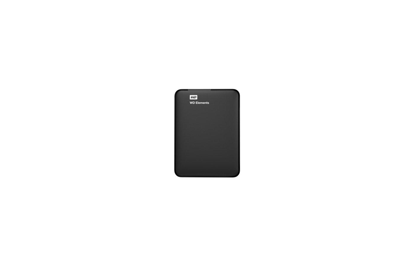 Внешний жесткий диск Western Digital (WDBBRL5000ABK-EEUE) USB 3.0 500Gb My Passport Ultra 2.5 черный