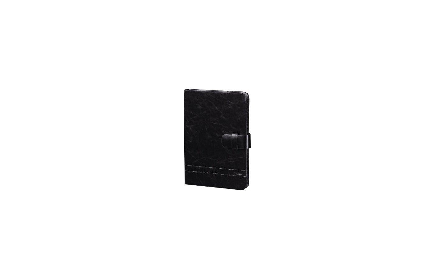 """Чехол для планшетного ПК Hama для планшета 10.1"""" Chairman полиуретан черный (00126705)"""
