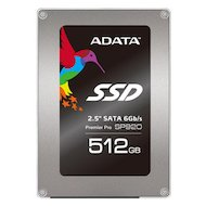 Фото SSD жесткий диск A-Data SATA III 512Gb ASP920SS3-512GM-C Premier Pro SP920 2.5""