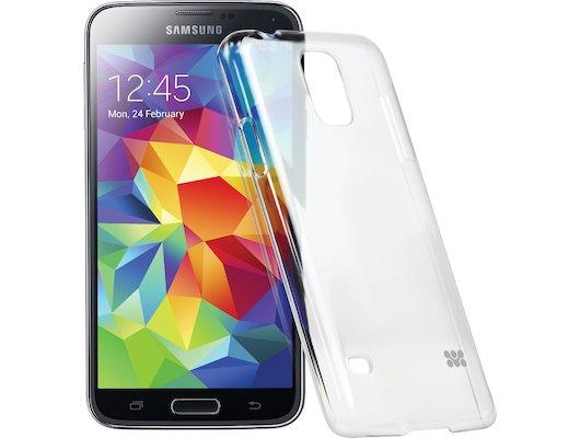 Чехол Promate Crystal-S5 для Samsung Galaxy S5 (SM-G900)