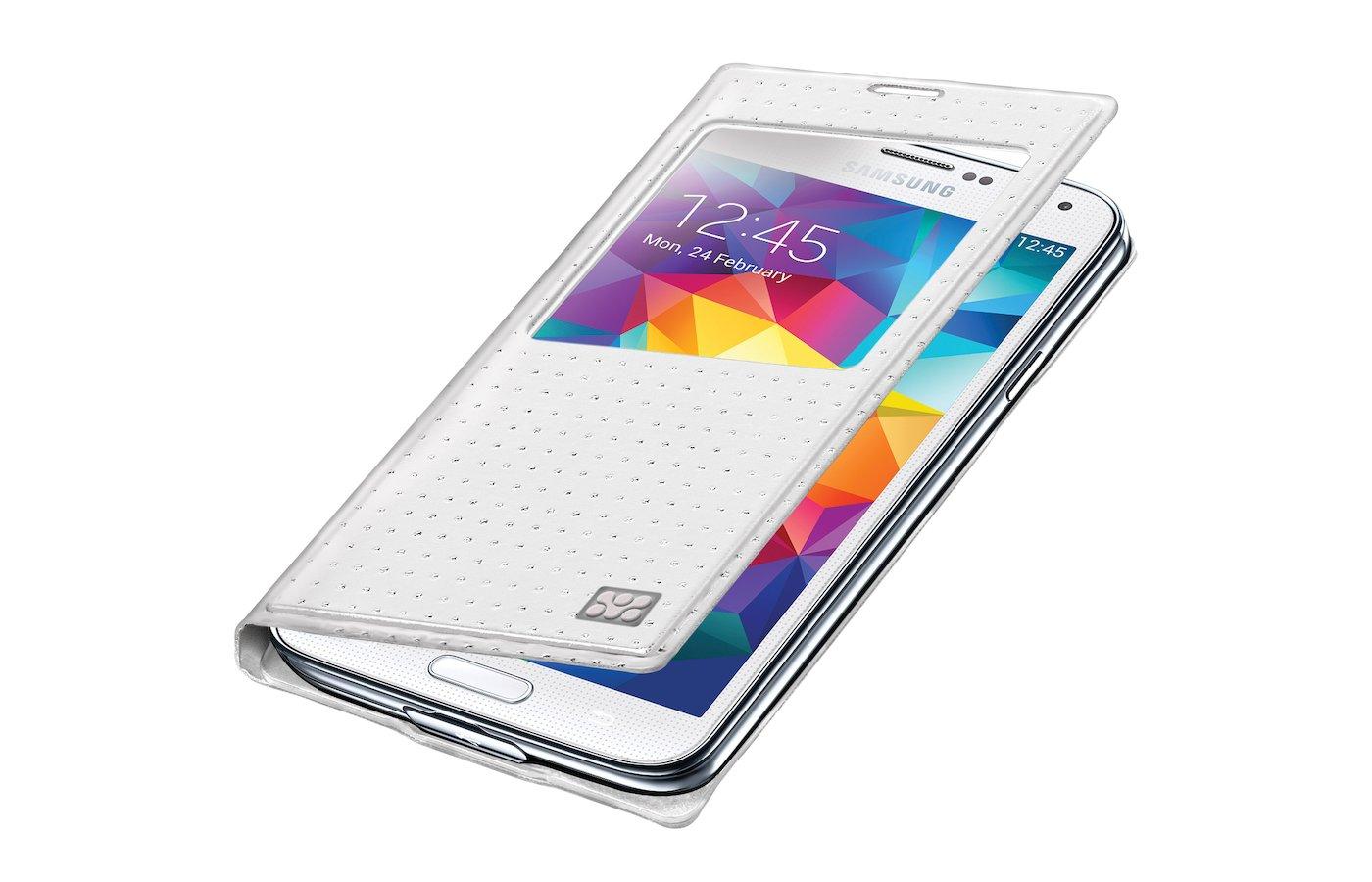 Чехол Promate Admin-S5 для Samsung Galaxy S5 (SM-G900) белый