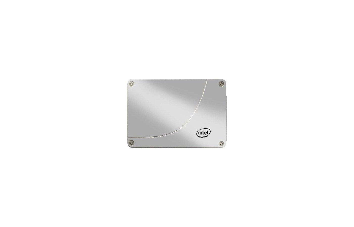 SSD жесткий диск Intel Original SATA III 80Gb SSDSC2BB080G601 S3510