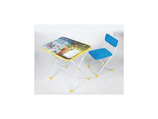 Nika Д3Ф2 Набор мебели Дисней Феи.Тайны зимнего леса