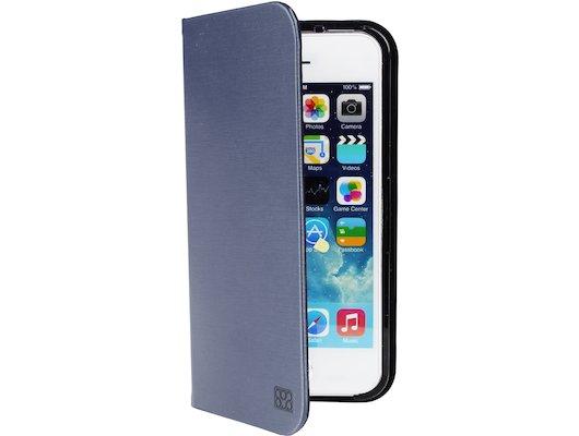 Чехол Promate Neat-i5 для iPhone 5/5S/SE син.