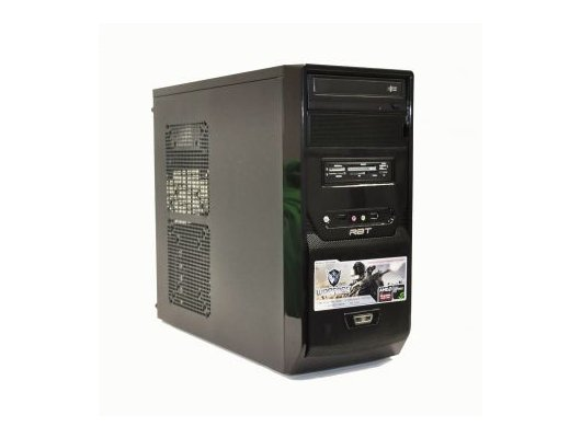 Системный блок РБТ R248 AMD A4 5300 X2 3.4Gh/4Gb/500Gb/GT730-1Gb/DVD-RW/CR/Win8