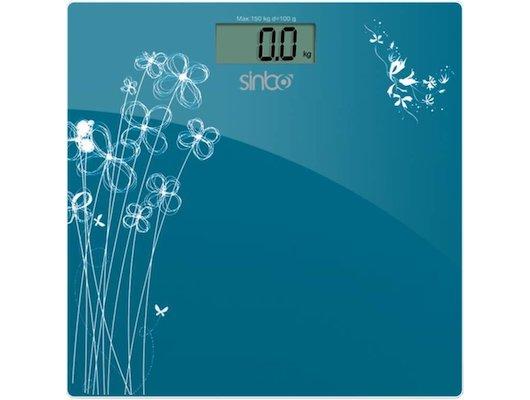 Весы напольные SINBO SBS-4427