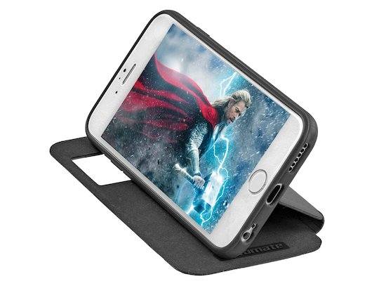Чехол Promate Tama-i6 для iPhone 6/6S синий + защ.пленка