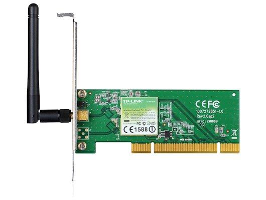 Сетевое оборудование TP-Link TL-WN751ND