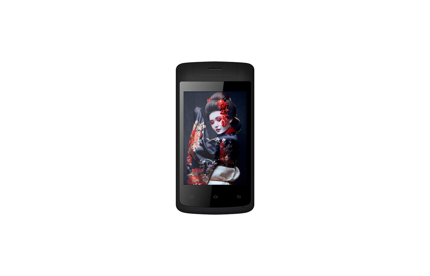 Мобильный телефон BQ 3502 Mito Black