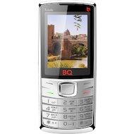 Фото Мобильный телефон BQ BQM-2406 Toledo Silver