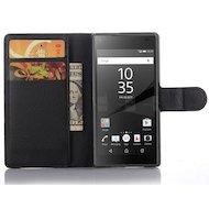 Фото Чехол Red Line Book Type для Sony Xperia Z5 Compact гладкий черный