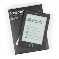 Электронные книги Reader Book 1 white black