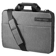 """Кейс для ноутбука HP Signature Slim Topload для ноутбука 15.6"""" черный/серый синтетика (L6V68AA)"""