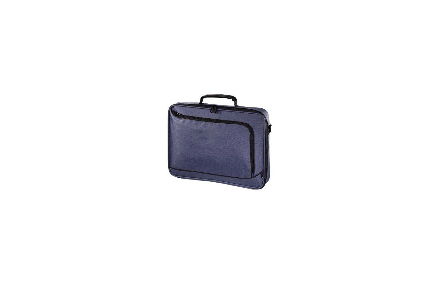 Кейс для ноутбука Hama для ноутбука 17.3 Sportsline Bordeaux Голубой Политекс (42.5x31x4.5см)