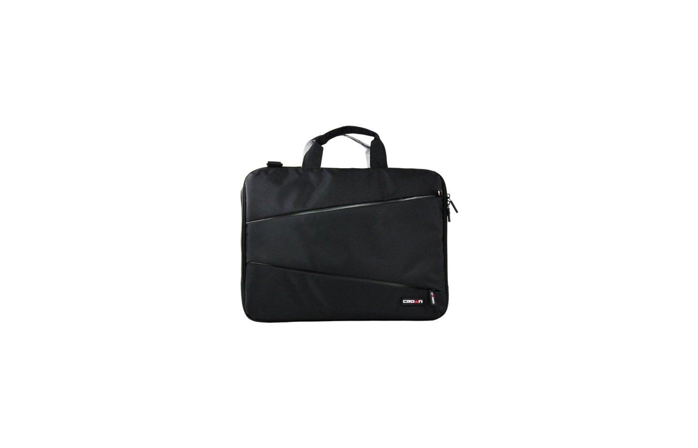 Кейс для ноутбука CROWN CMB-551 черный