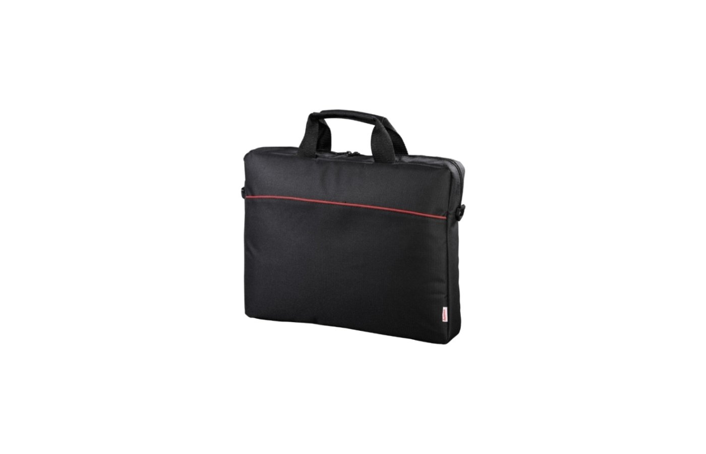 Кейс для ноутбука Hama для Tortuga 15.6 черный политекс (00101216)