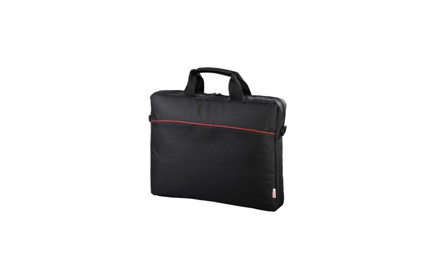 Кейс для ноутбука Hama Tortuga для ноутбука 17.3 черный полиэстер (00101240)