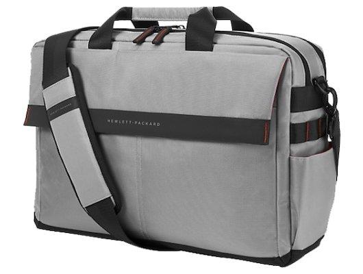 Кейс для ноутбука HP Trend Topload черный/серый синтетика (L6V62AA)