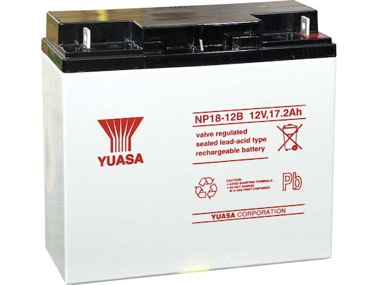 Блок питания Батарея Yuasa NP18-12 12V/17Ah