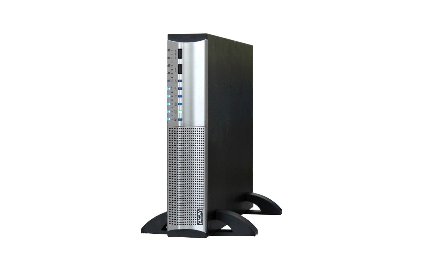 Блок питания Powercom Smart King Pro+ SPT-2000 1400Вт 2000ВА черный