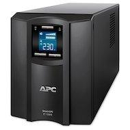 Фото Блок питания APC Smart-UPS SMC1500I-2U 1500VA черный Входной 230V/Выход 230V USB 2U LCD