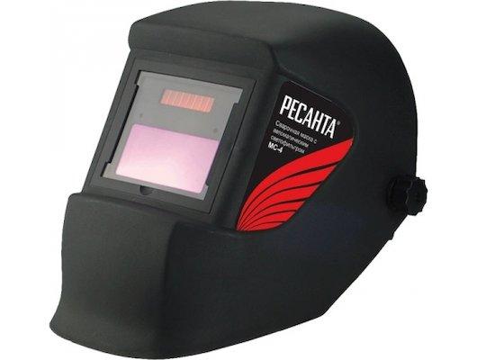 Сварочный аппарат Ресанта МС-4 маска сварщика