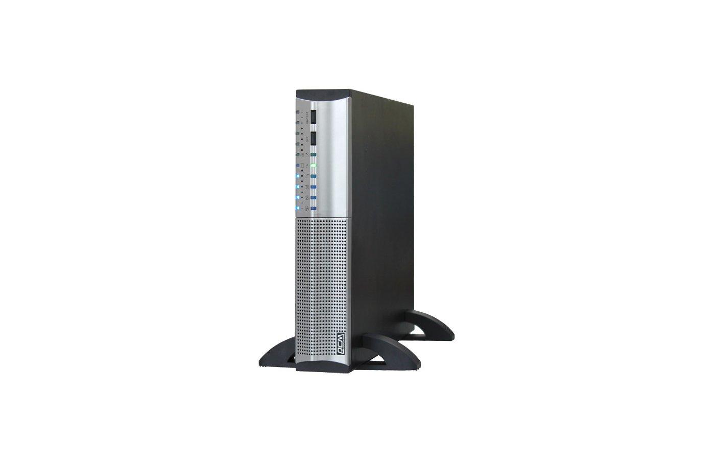 Блок питания Powercom Smart King RT SRT-2000A 1800Вт 2000ВА черный