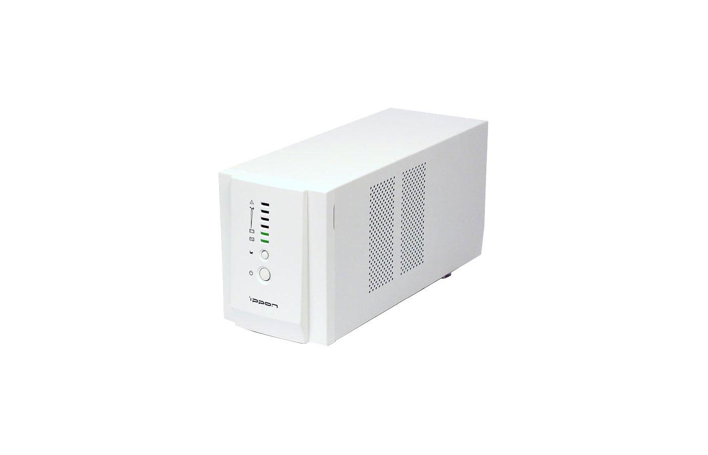 Блок питания Ippon Smart Power Pro 1400 840Вт 1400ВА черный