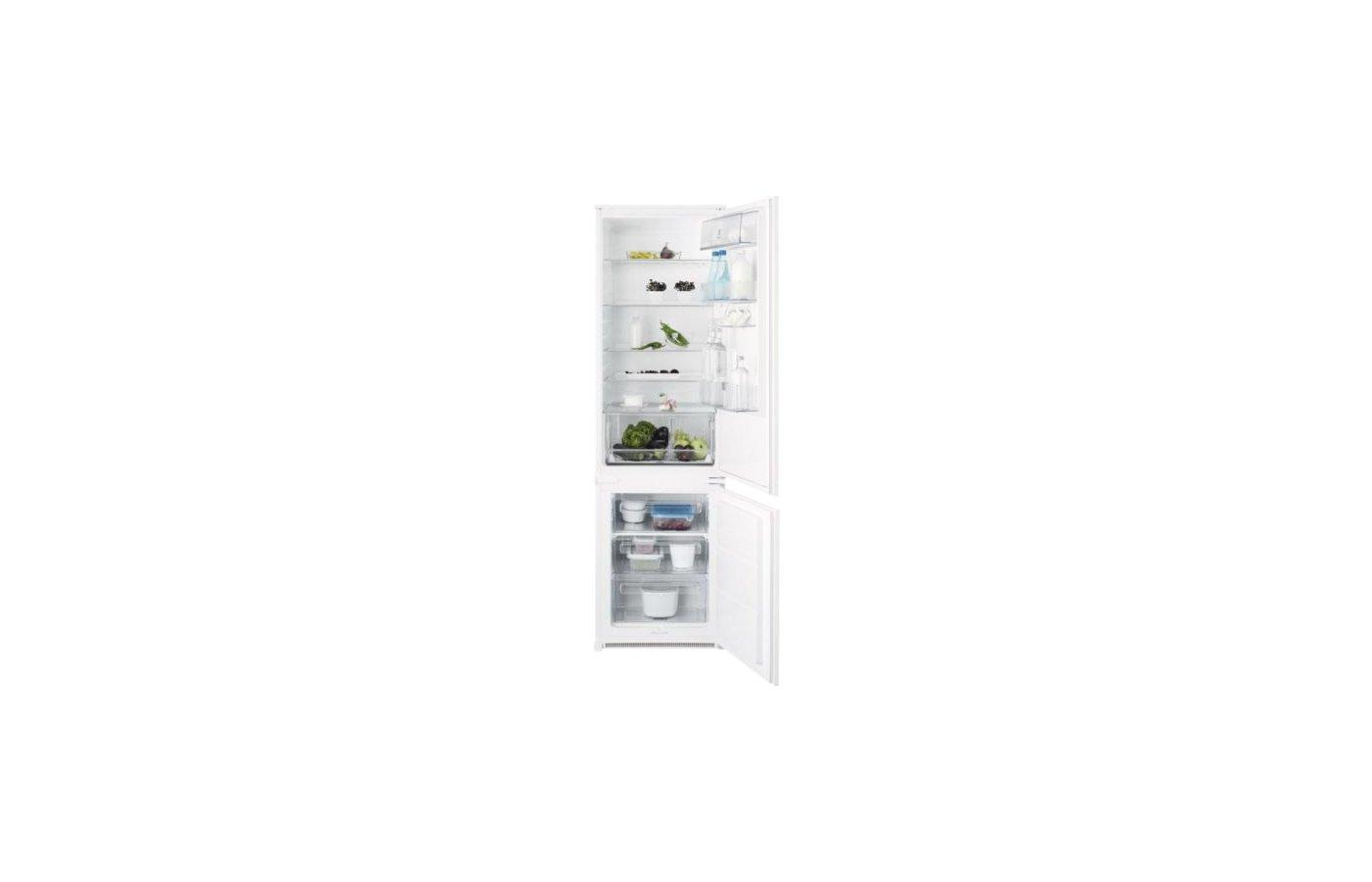 Встраиваемый холодильник ELECTROLUX ENN 93111AW