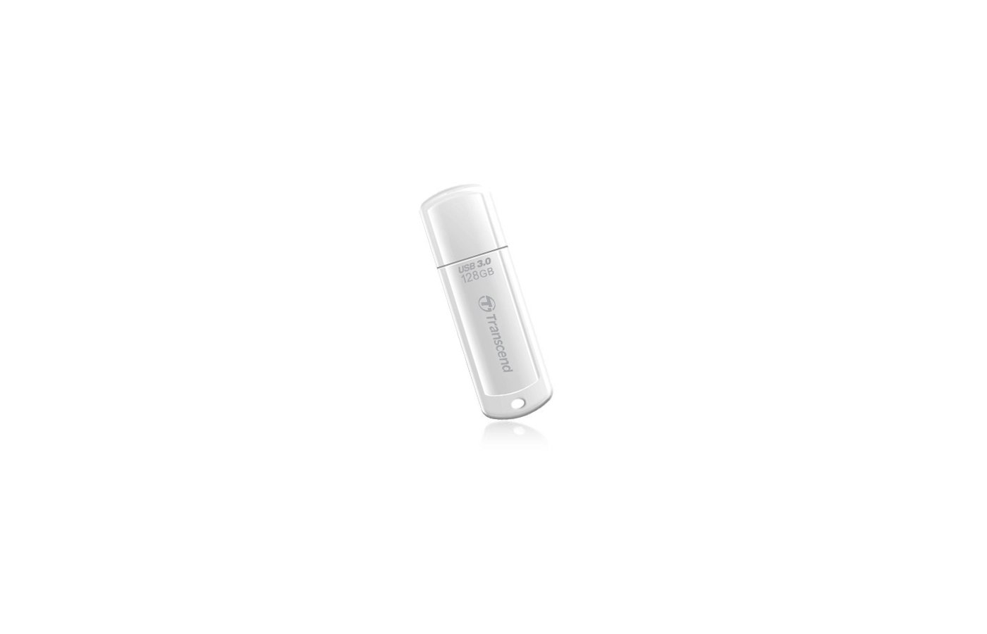 Флеш-диск Transcend 128Gb Jetflash 730 TS128GJF730 USB3.0 белый