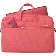 """Кейс для ноутбука Asus EOSSHOULDERBAG/12INCH/RD для ноутбука 12"""" красный полиэстер (90XB01D0-BBA030)"""