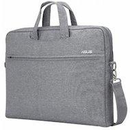 """Кейс для ноутбука Asus EOSSHOULDERBAG/16INCH/GY /для ноутбука 12"""" серый полиэстер (90XB01D0-BBA040)"""