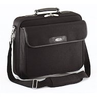 """Кейс для ноутбука Targus CN01 для ноутбука 15.4"""" черный нейлон"""