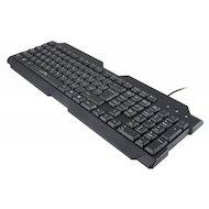 Фото Клавиатура проводная Oklick 192M черный USB