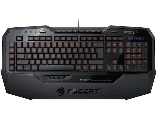 Клавиатура проводная ROCCAT Isku FX  (ROC-12-911)