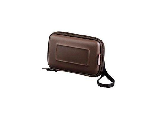"""Кейс для жесткого диска Hama EVA (95524) коричневый HDD 2.5"""""""