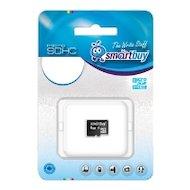 Карта памяти SmartBuy microSDHC 8Gb Class 10