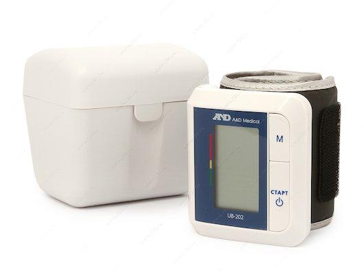 Термометры и измер. давления AnD UB-202 Тонометр автоматический