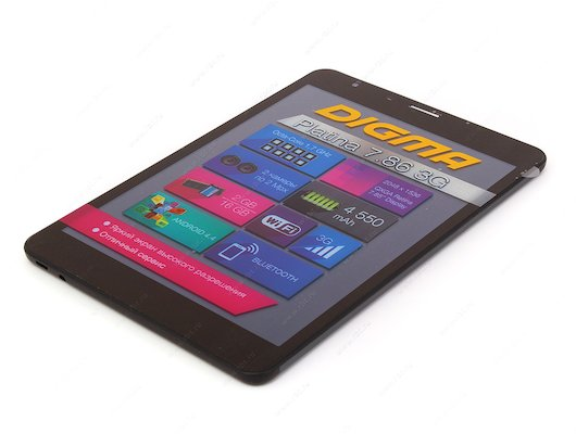 Планшет Digma Platina 7.86 3G /NS7886MG/