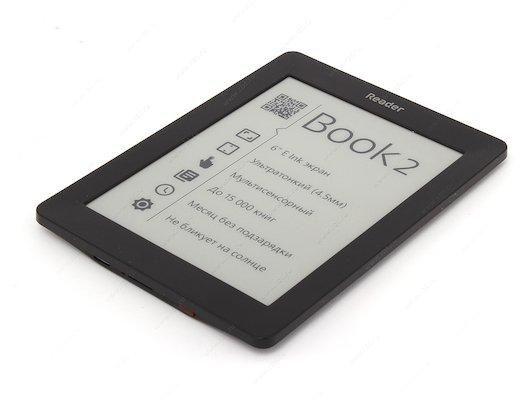 Электронные книги Reader Book 2 black