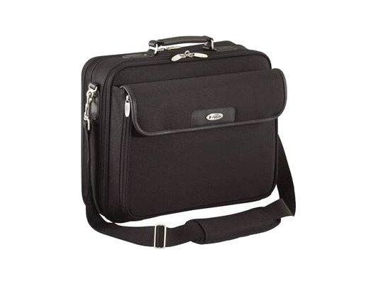 Кейс для ноутбука Targus CNP1 чёрный нейлон (380x165x70)