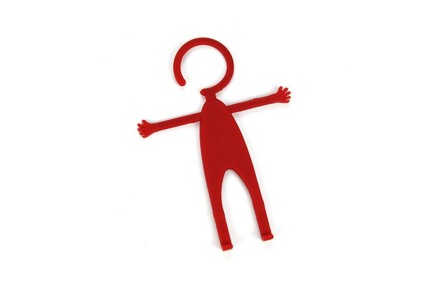 Держатель для телефона Partner Mr.Flex силиконовый красный