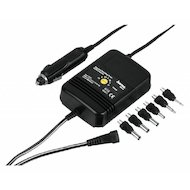 Сетевой адаптер для ноутбука Зарядное устройство Hama H-46514 автомобильный 2000мА, 1.5/3/4.5/6/7.5/9/12В (8штекеров)