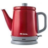 Чайник электрический  ARIETE 2891 Lipton metal red