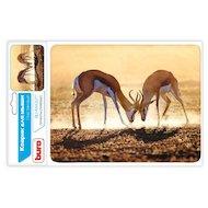 Фото Коврик для мыши BURO BU-M40077 рисунок/антилопы
